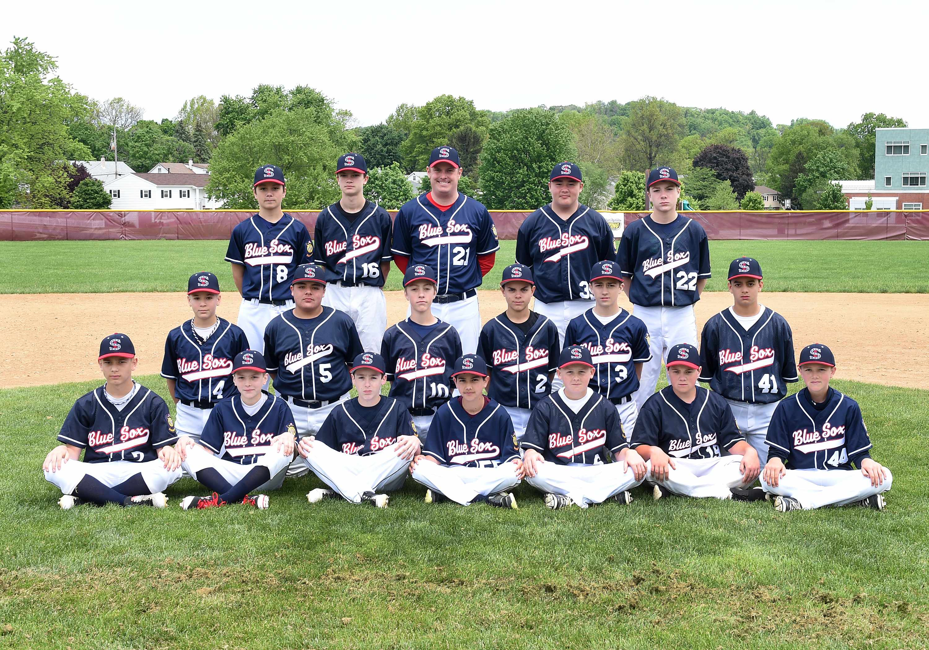 Blue Sox finish 6th in State