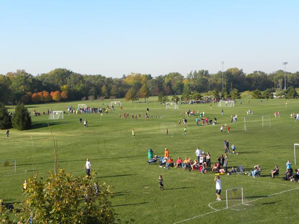 Rec League Soccer Registration is for the Spring 2021 is now open