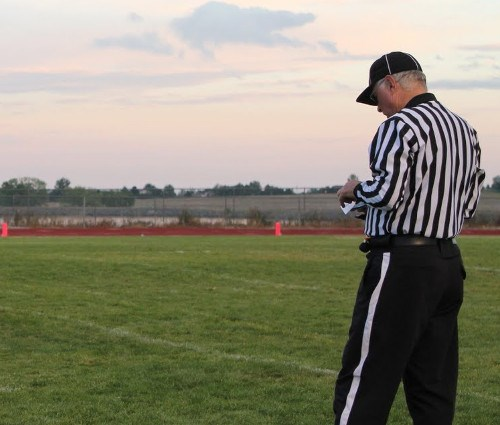 The Officiating Crisis: What Can I Do?