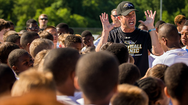 Why Football Matters, By John Harbaugh