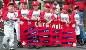 Cornwall Little League Opening Day & Parade - this Saturday, April 14, 2018