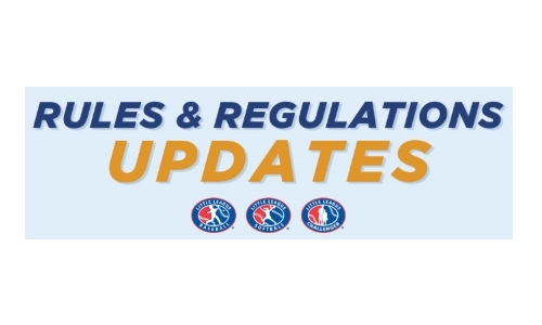 2017 RULES & REGULATIONS UPDATE