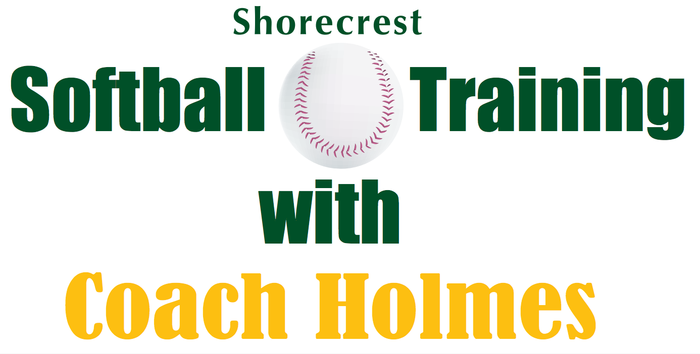 Softball Training with Coach Holmes