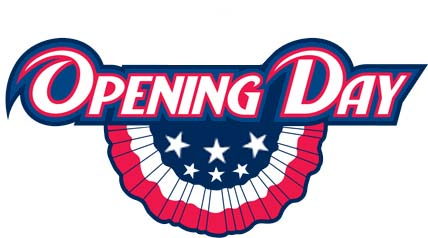 Opening Day - Saturday 4/27!