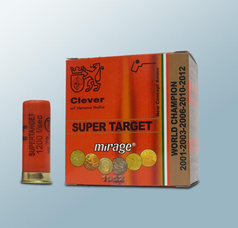 Clever ammunition