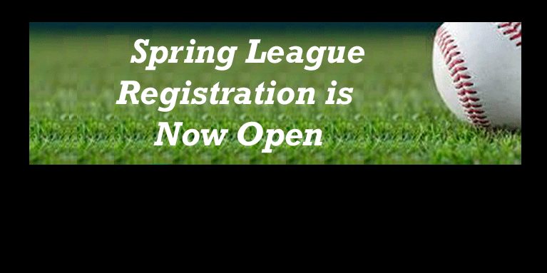 2017 Spring Registration For Cal Ripken, Tee Ball,  & Babe Ruth Enter Here