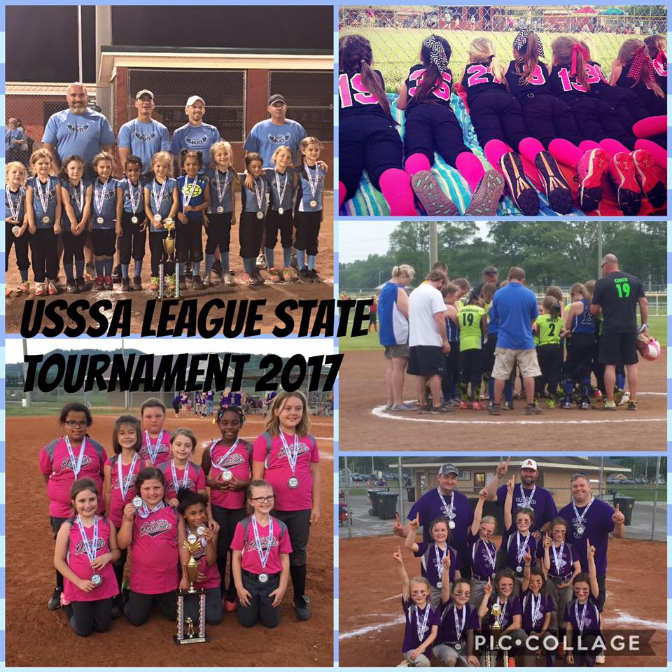 2017 USSSA League State