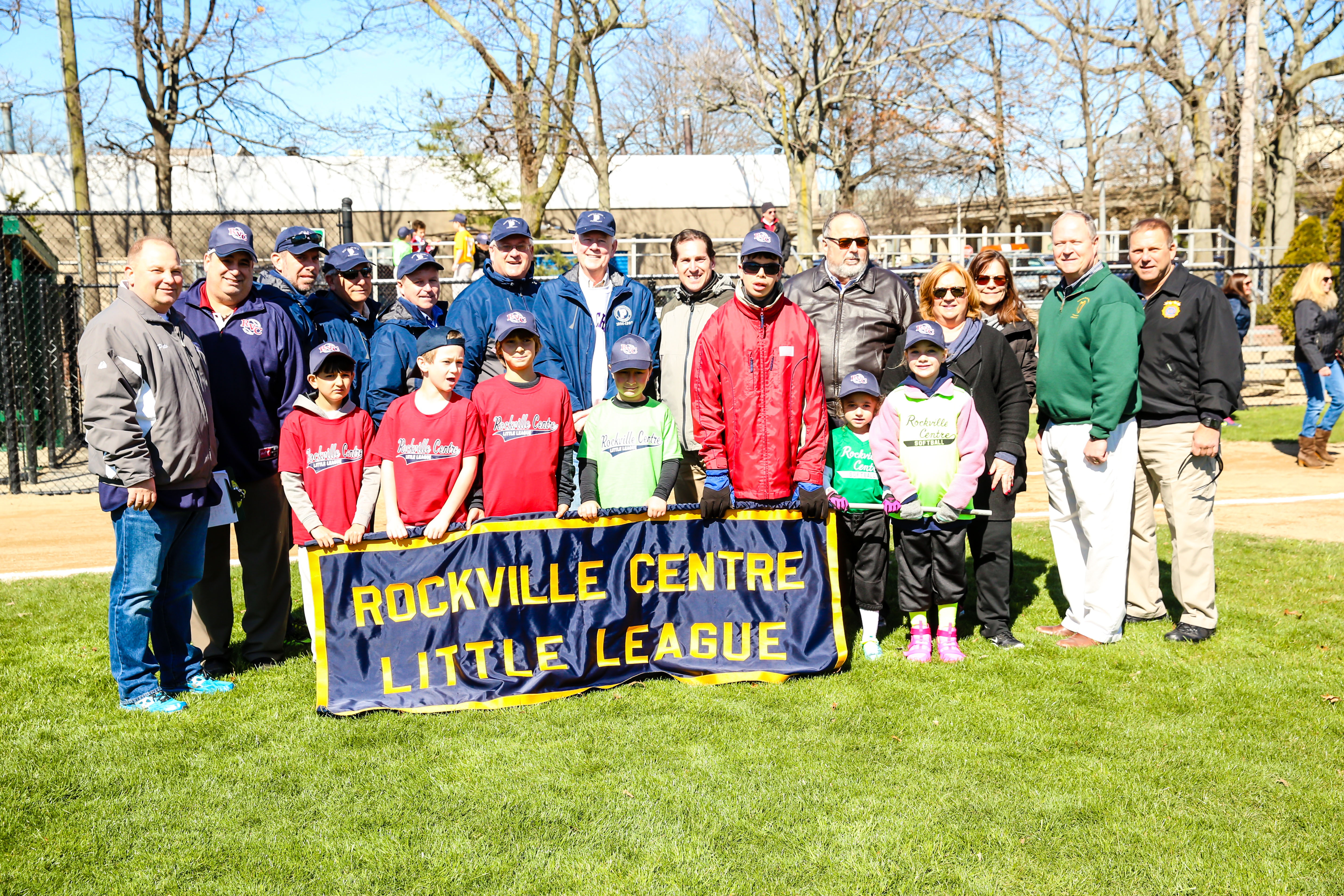2017 RVCLL Parade & Opening Day