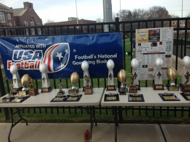 Sparta Bears win NJSYFL Super Bowl