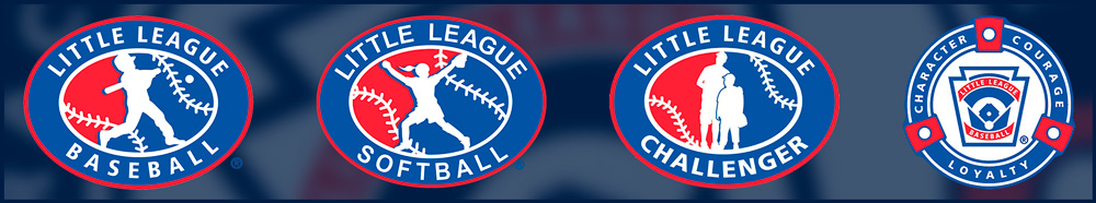 Little League Baseball Logos