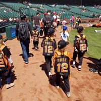 SOLD OUT - SFYBL PONY League Day at SF GIANTS, Sunday April 30
