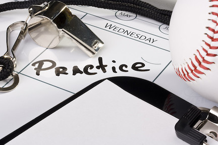 Missed Practice Permit Distribution: Thursday February 15, 6:00pm-8:30pm?