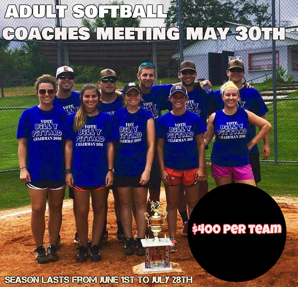 Adult softball dating sites