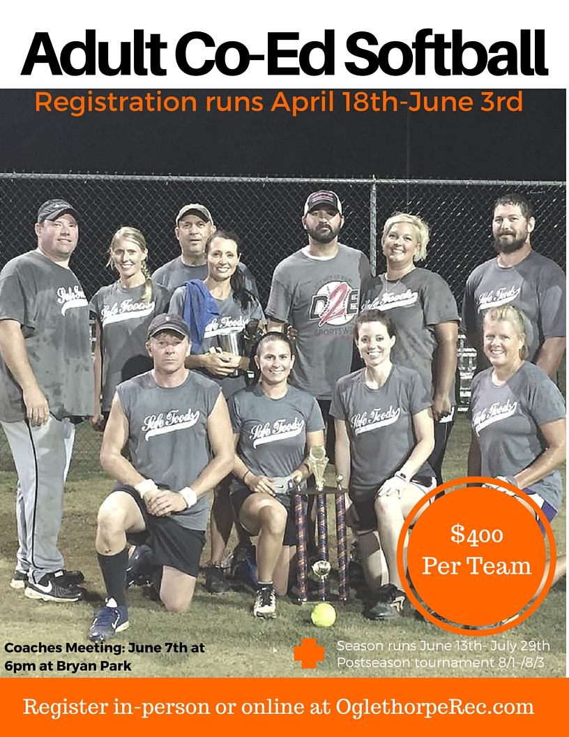 Adults Softball 68