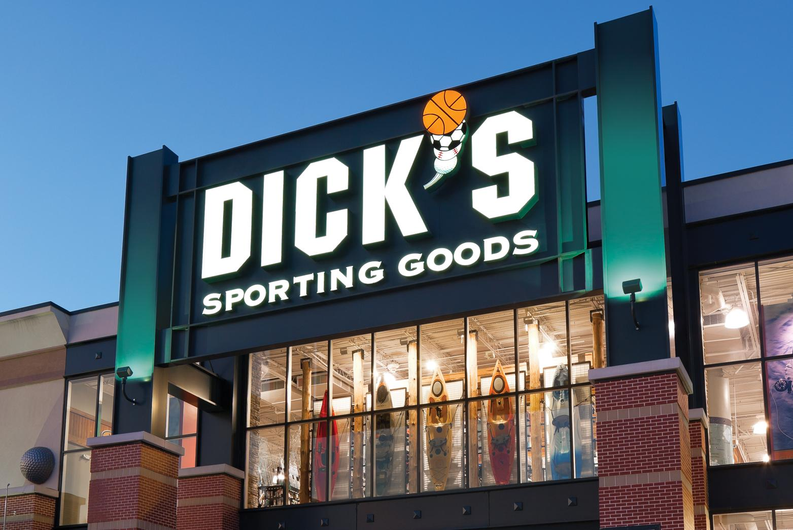 MBA Shop Day at Dick's Sporting Goods