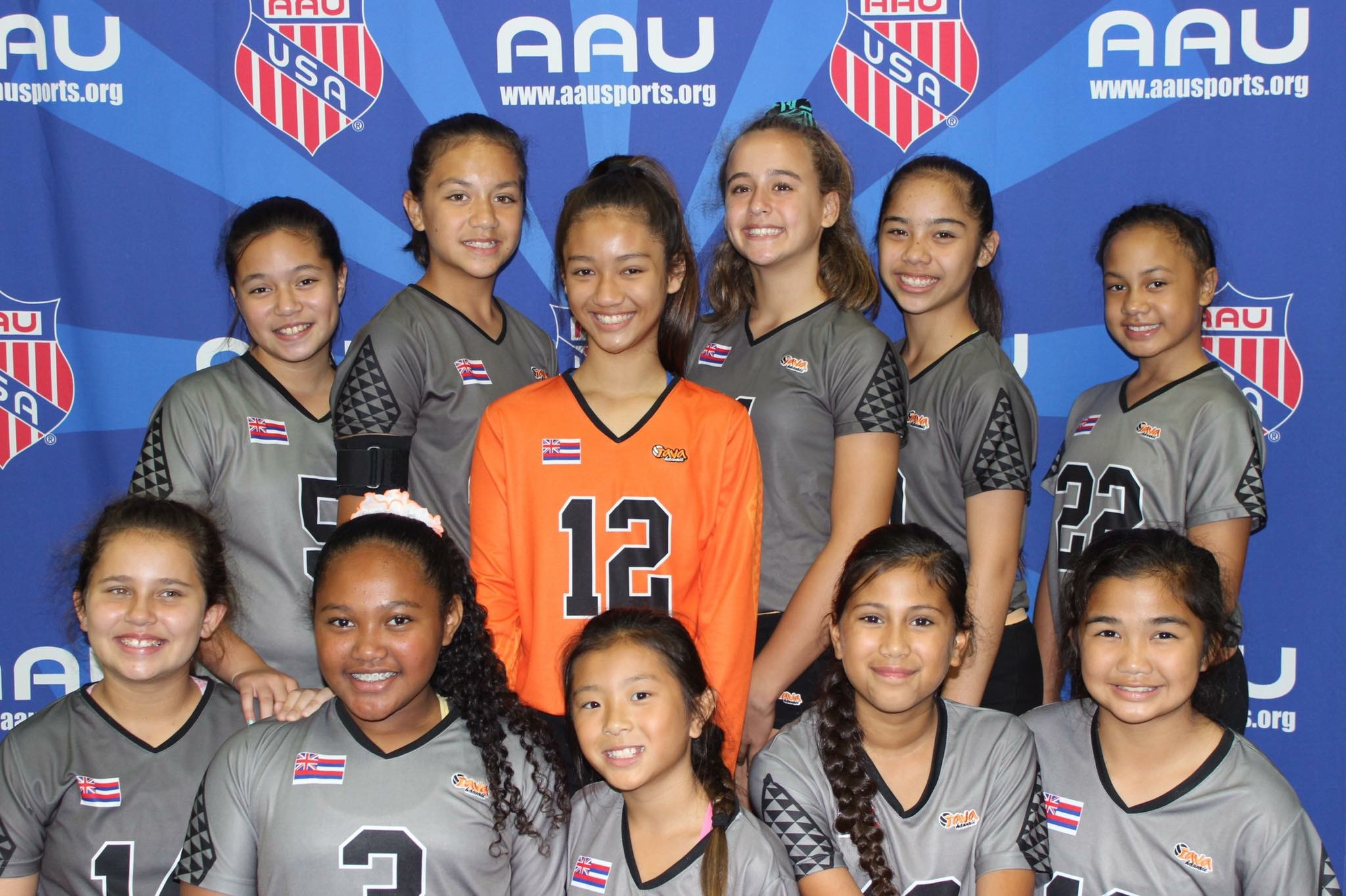 TAVA Black Wins 2017 AAU Honolulu Grand Prix