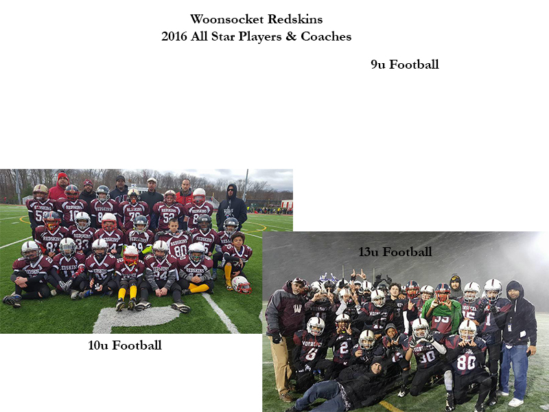 2016 All Star Teams & Coaches