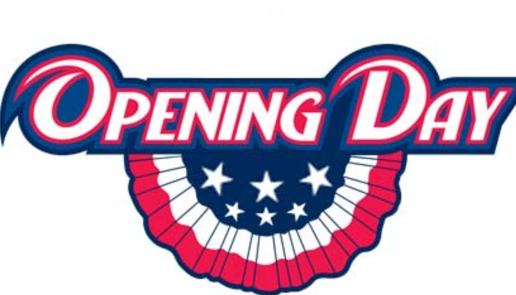 OPENING DAY APRIL 18th!