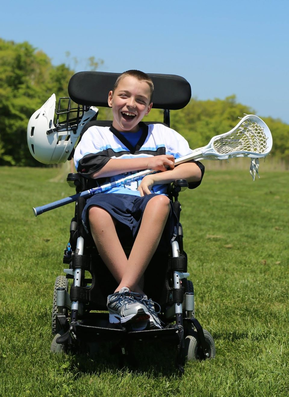 Cape Ann Adaptive Lacrosse News