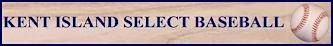 Kent Island Select Baseball Logo