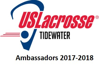 Tidewater Chapter Ambassadors Announced