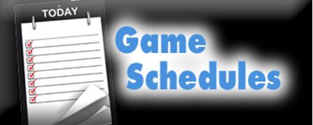 Game Schedules