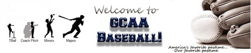 GCAA Baseball