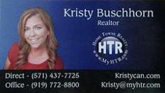 Kristy Buschhorn Realtor