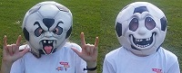 Soccer Head Masks