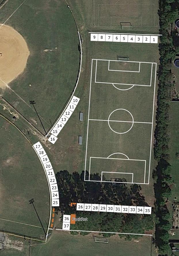 GCAA Sports Complex Front U12 Soccer Field
