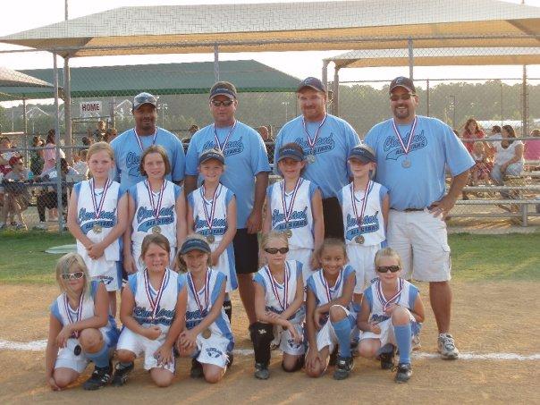 2009 8U All Stars