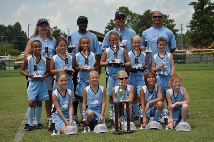 2010 8U All Stars
