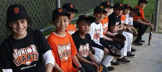 City of Lathrop's First Year with Junior Giants