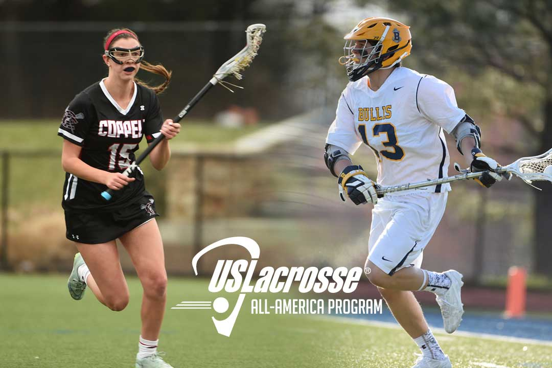 High School Boys' & Girls' All-America & All-Academic Winners Named