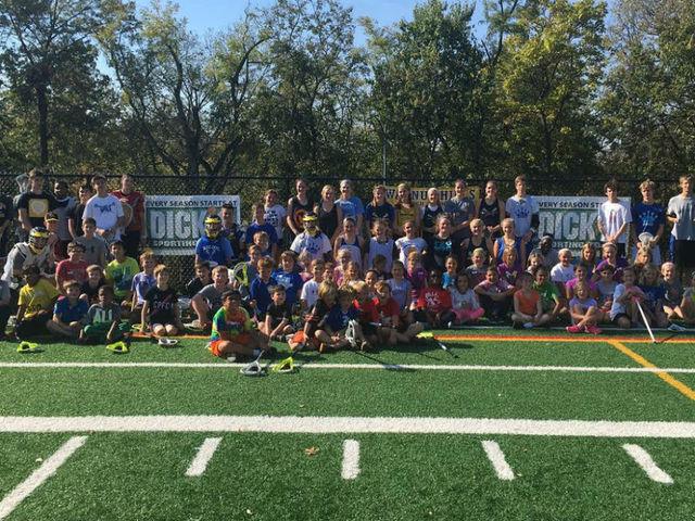 Lacrosse clinic makes an impact in Cincinnati Public Schools