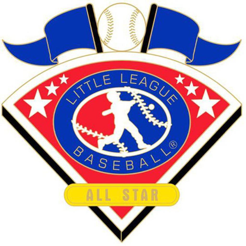Image result for little league baseball all star logo