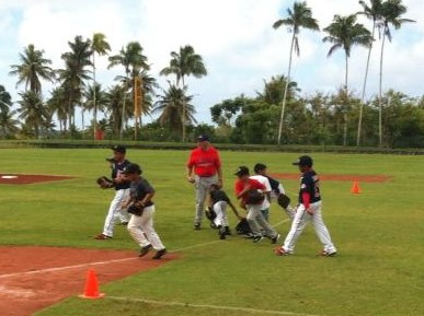 2017 Summer Youth Baseball Skills & Game Academies