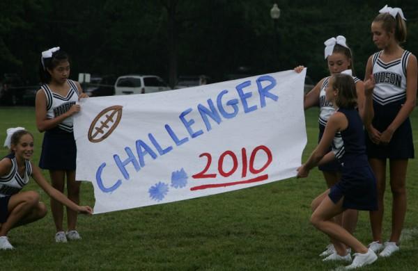 Hudson Cheerleaders