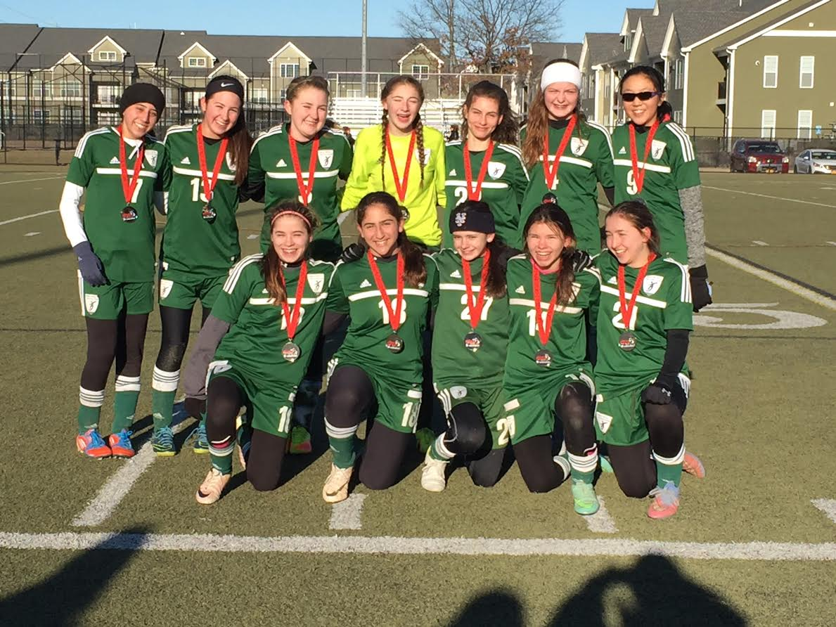 Green Lightning (GU15) Finishes 2nd in Manhattan Kick Off Classic