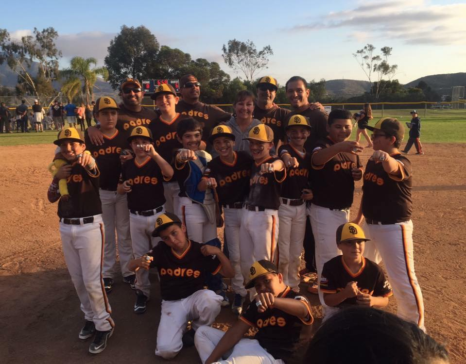 2016 minor A champions