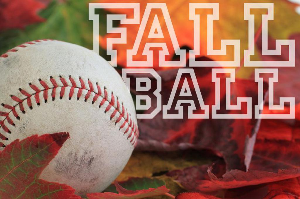 Fall Ball and Soft Ball
